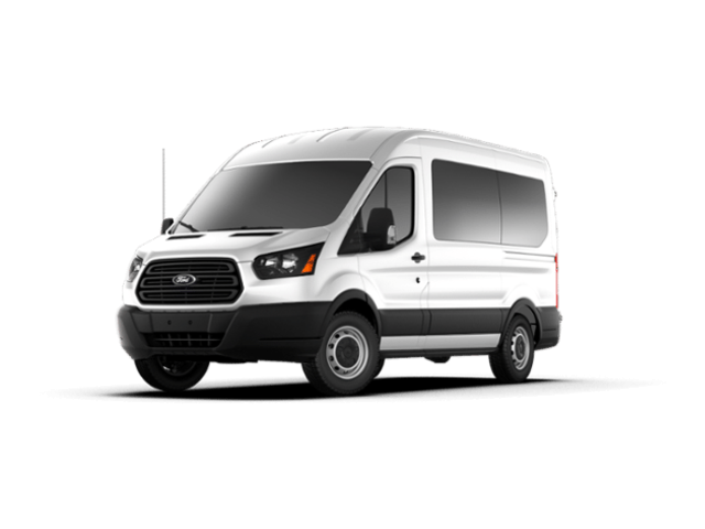 2018 Ford Transit-150 XL w/Sliding Pass-Side Cargo Door Truck 2 Wheel Drive